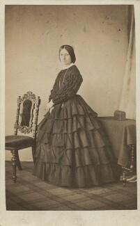 Emma Maria Lockyer (née Morant), by Sims Brothers (Thomas & Edward Sims) - NPG Ax16433