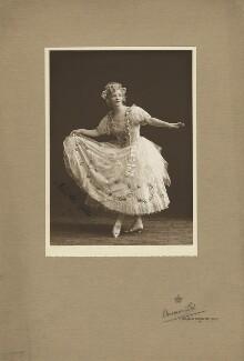 Dame Adeline Genée, by Bassano Ltd - NPG x127510