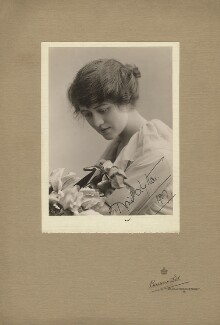 Doris Lytton, by Bassano Ltd - NPG x127515