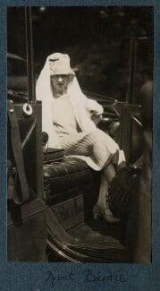 'Aunt Birdie' (Olivia (née Taylour), Lady Cavendish-Bentinck), by Lady Ottoline Morrell - NPG Ax142561