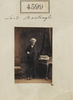Thomas Spring Rice, 1st Baron Monteagle of Brandon, by Camille Silvy - NPG Ax54611