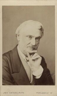 John James Robert Manners, 7th Duke of Rutland, by John Watkins, 1868 or before - NPG Ax29970 - © National Portrait Gallery, London