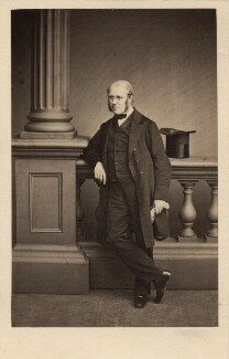 Sir George Scharf, by Maull & Polyblank, 31 August 1861 - NPG Ax29971 - © National Portrait Gallery, London
