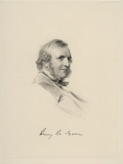 Henry Ker Seymer, by William Holl Jr, after  George Richmond - NPG D20691
