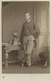 Jacob Luard Pattisson, by Herbert Watkins - NPG Ax29945