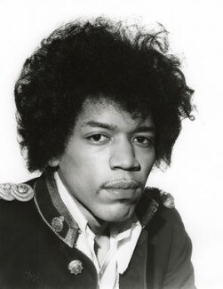 Jimi Hendrix, by Harry Goodwin - NPG x127702
