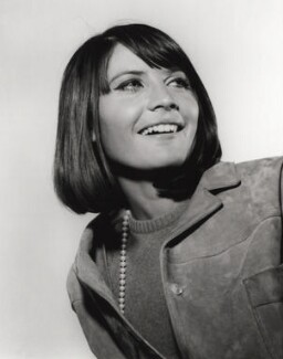 Sandie Shaw, by Harry Goodwin - NPG x87860