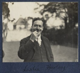 L.P. Hartley, by Lady Ottoline Morrell - NPG Ax141561
