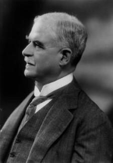 Gerald Paul Joseph Cajetan Carmel Antony Martin Strickland, 1st Baron Strickland, by Bassano Ltd - NPG x127529