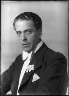 Jack Buchanan, by Bassano Ltd - NPG x127539