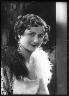 Nancy Mitford, by Bassano Ltd - NPG x127546