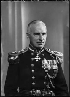 Sir Rowland Christopher Jerram, by Bassano Ltd - NPG x127571
