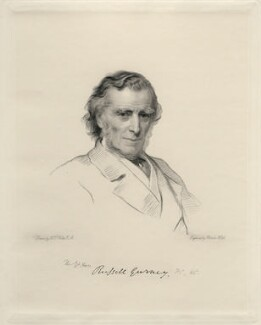 Russell Gurney, by Charles Holl, after  Henry Tanworth Wells - NPG D20718