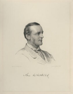 Samuel Whitbread, by Charles Holl, after  Henry Tanworth Wells - NPG D20719