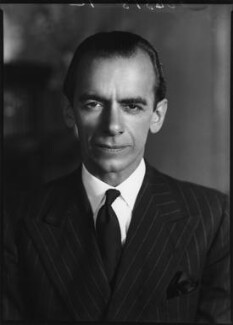 Malcolm Sargent, by Bassano Ltd, 22 June 1938 - NPG x127578 - © National Portrait Gallery, London