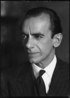 Malcolm Sargent, by Bassano Ltd, 22 June 1938 - NPG x127579 - © National Portrait Gallery, London
