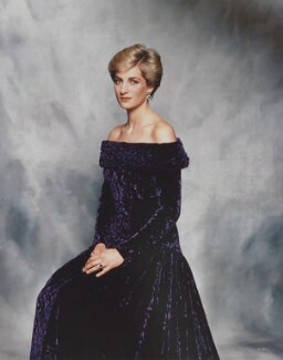 Diana, Princess of Wales, by Terence Donovan - NPG P716(1)