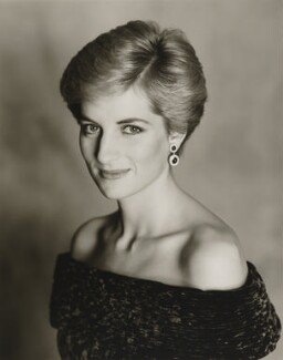 Diana, Princess of Wales, by Terence Daniel Donovan, 1986 - NPG P716(2) - Photo Terence Donovan, © The Terence Donovan Archive