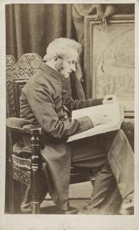 Arthur Penrhyn Stanley, by McGlashon (McGlashan) & Walker - NPG Ax30405