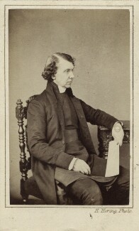 Archibald Campbell Tait, by Henry Hering - NPG Ax30380