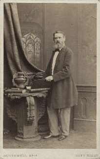 Tom Taylor, by Southwell Brothers - NPG Ax30383