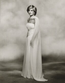 Diana, Princess of Wales, by Terence Donovan - NPG P716(8)