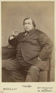 Arthur Orton, by Maull & Co, 1871 - NPG Ax30397 - © National Portrait Gallery, London