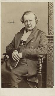 Samuel Wilberforce, by John Beattie, 1863 - NPG Ax30404 - © National Portrait Gallery, London