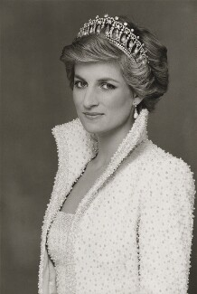 Diana, Princess of Wales, by Terence Daniel Donovan, 1990 - NPG P716(13) - Photo Terence Donovan, © The Terence Donovan Archive