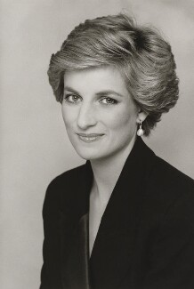 Diana, Princess of Wales, by Terence Donovan - NPG P716(14)
