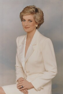 Diana, Princess of Wales, by Terence Donovan - NPG P716(15)