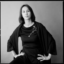 Monica Ali, by Edward Barber, 2002 - NPG x127703 - © Edward Barber 2002