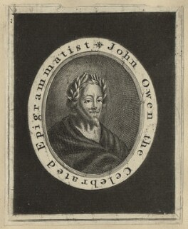 John Owen, after Unknown artist - NPG D21219