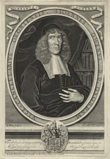 John Owen, by Robert White, printed for  John Bowles - NPG D21226