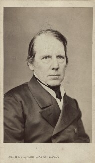 George Richmond, by John & Charles Watkins, 1866 or before - NPG Ax14800 - © National Portrait Gallery, London