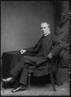 Roundell Palmer, 1st Earl of Selborne, by Alexander Bassano - NPG x127657