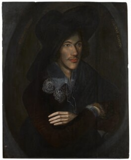 John Donne, by Unknown English artist, circa 1595 - NPG 6790 - © National Portrait Gallery, London