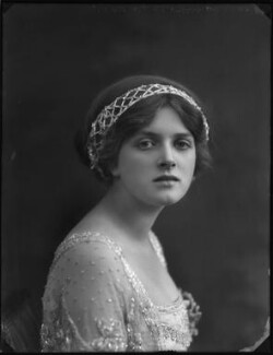 Dame Gladys Cooper, by Bassano Ltd - NPG x127674