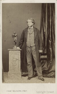 William Dyce, by John Watkins - NPG Ax14816