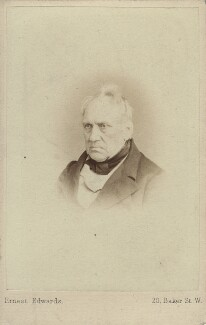 Edward Hodges Baily, by Ernest Edwards - NPG Ax14818