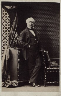 (Pietro) Carlo Giovanni Battista Marochetti, Baron Marochetti, by Camille Silvy, 31 March 1861 - NPG Ax14819 - © National Portrait Gallery, London