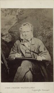 Edwin Landseer, by John & Charles Watkins, 1860s - NPG Ax14822 - © National Portrait Gallery, London