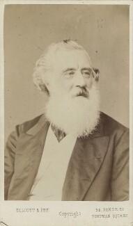 John Frederick Lewis, by Elliott & Fry - NPG Ax14823