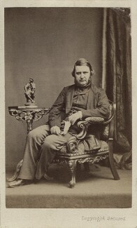 Edward Matthew Ward, by John & Charles Watkins - NPG Ax14840