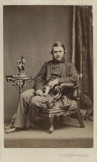 Edward Matthew Ward, by John & Charles Watkins - NPG Ax14840