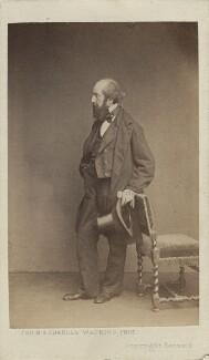 Solomon Alexander Hart, by John & Charles Watkins - NPG Ax14848