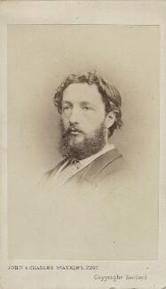 Frederic Leighton, Baron Leighton, by John & Charles Watkins - NPG Ax14850