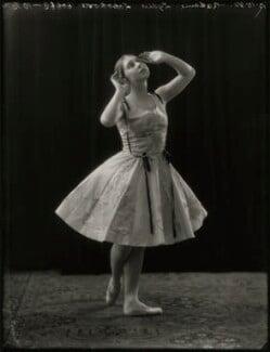 Lydia Lopokova, by Bassano Ltd, 10 October 1922 - NPG x127829 - © National Portrait Gallery, London