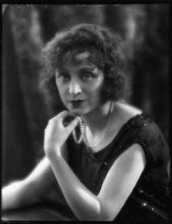 Binnie Hale (Beatrice Hale-Monro), by Bassano Ltd - NPG x127835