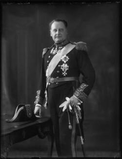 William Lygon, 7th Earl Beauchamp, by Bassano Ltd - NPG x127839